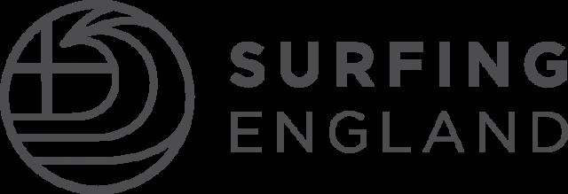 Surfing England logo