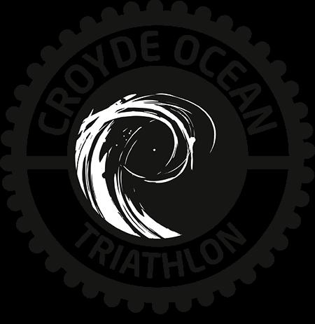 Croyde Ocean Triathlon logo